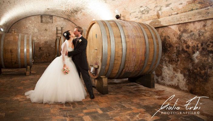 Padova winery wedding