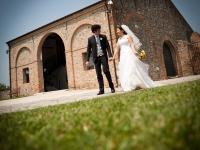 Sposi a Villa Beatrice d'Este al Monte Gemola