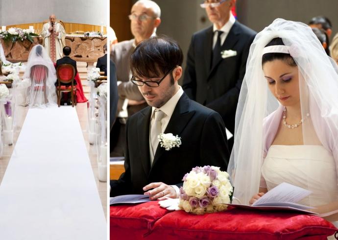 Wedding cerimonia Giorgio e Liliana