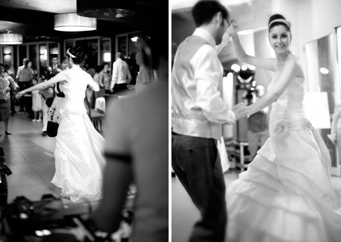 fotografia del ballo degli sposi a Vicenza