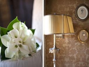 bouquet e location vintage al matrimonio