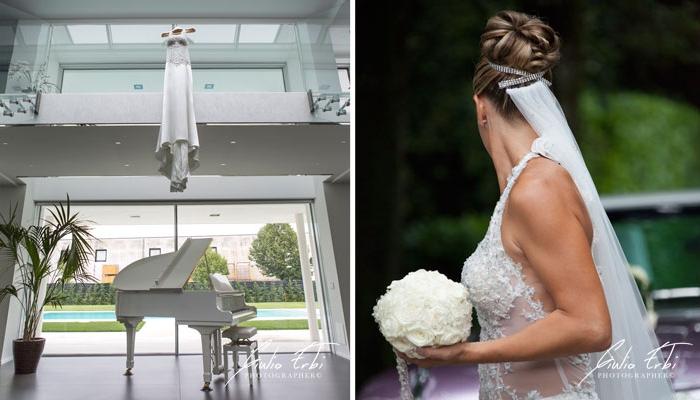 Fotografia reportage per matrimonio chic