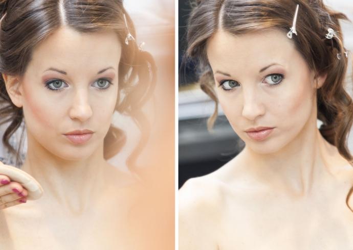 Hair style sposa