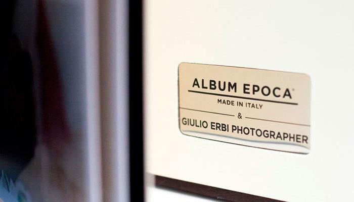 Targa fotografo – Giulio Erbi
