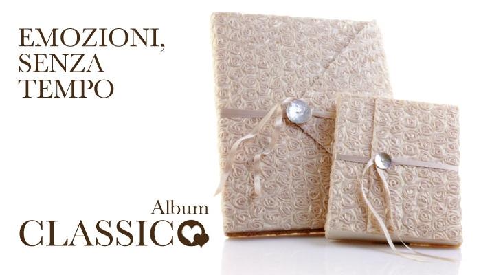 album classico per matrimonio a padova