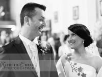 Reportage di matrimonio in chiesa