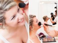 La preparazione della sposa al matrimonio seguita da un fotografo professionista