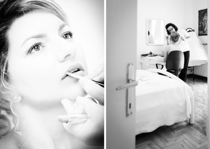 Make up artist Padova