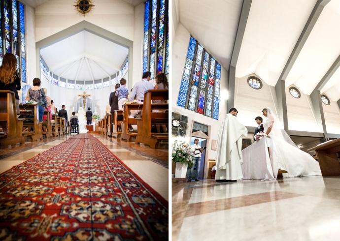 Cerimonia religiosa del matrimonio