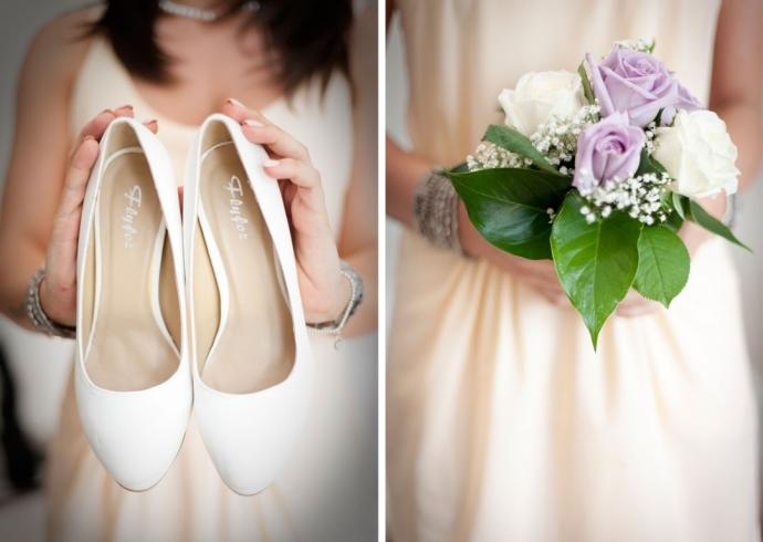 La damigella della sposa