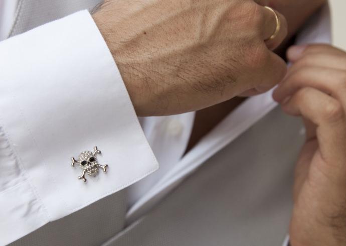 Sposo, gemelli trend per le nozze