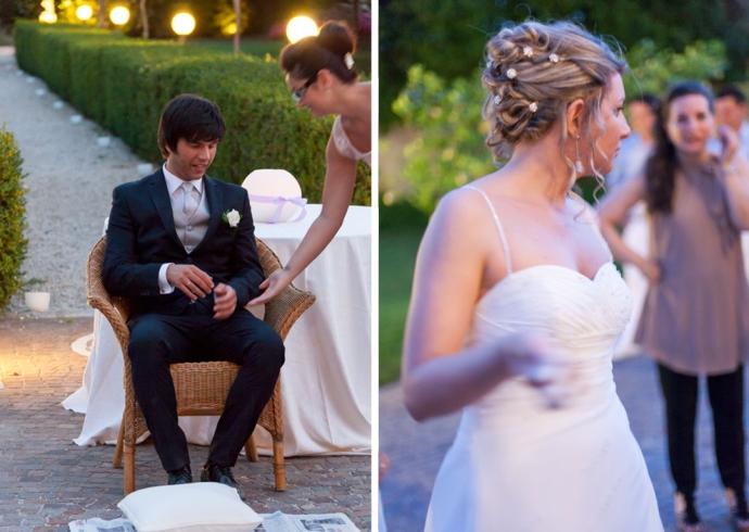 Gli scherzi per sposi