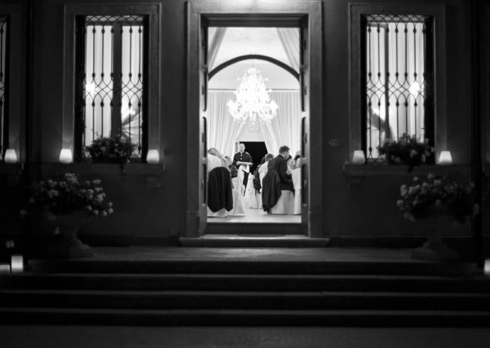 Eventi e ricevimenti di nozze in Villa Moschini Rossi