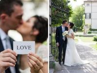 Un matrimonio pieno d'amore