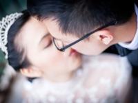 the kiss wedding in Venice – Il bacio degli sposi a Venezia