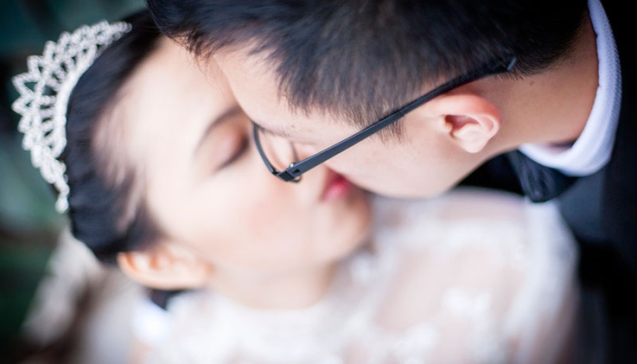 shooting fotografico per matrimonio a Venezia