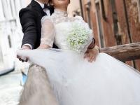A dream wedding con il fotografo di matrimoni a Padova