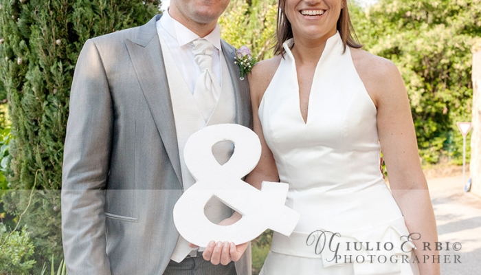 Matrimonio sui colli euganei a Padova