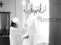 Preparazione a casa della sposa