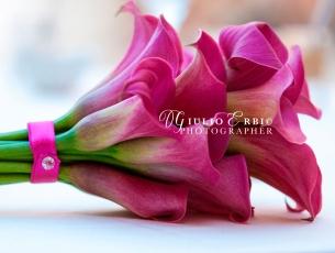 Bouquet per sposa con Calle