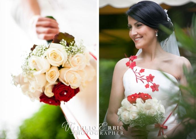 Bouquet di rose per una sposa Spagnola!