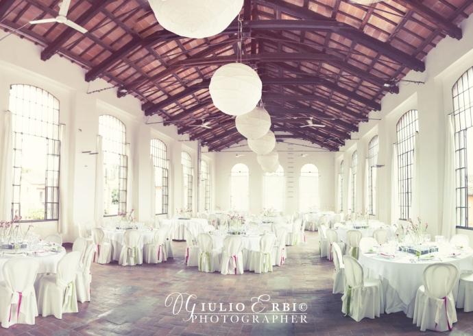Sala ricevimento matrimonio a Treviso