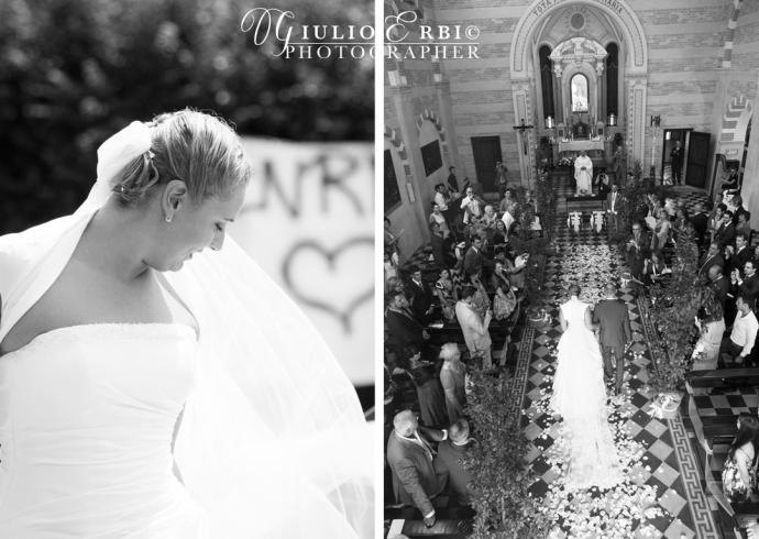 Il corteo nuziale o entrata della sposa