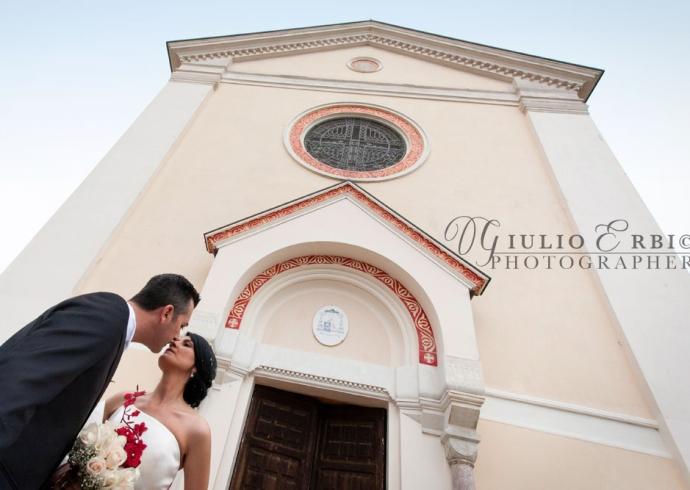 Fotografia di matrimonio con un obiettivo canon grandangolo