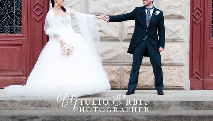 Sposi al Castello di Lispida a Monselice