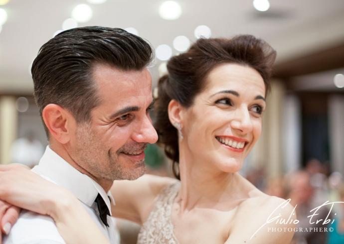 L'aperture delle danze al matrimonio