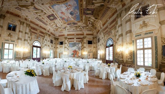 Ville per matrimoni a Venezia