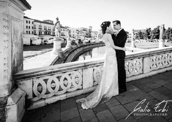 Matrimonio in stile urbano