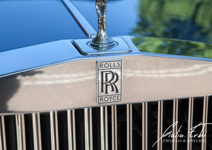 Rolls Royce, la macchina degli sposi