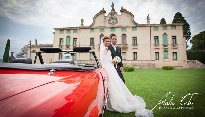 Sposi a Villa Di Montruglio