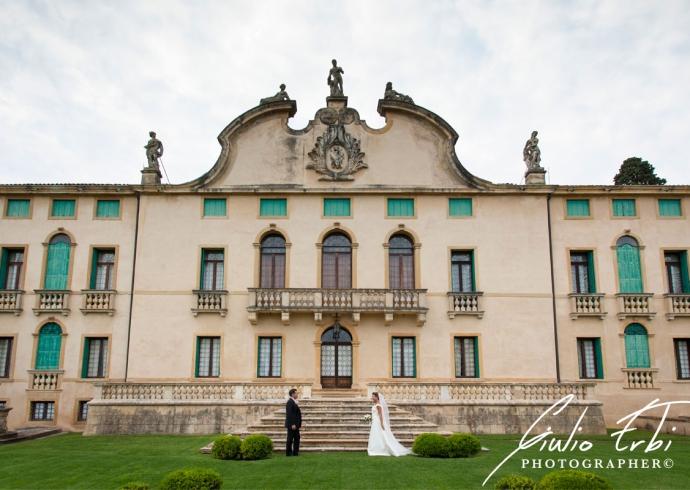 Un matrimonio di classe a Villa Montruglio