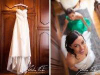 Fotografia a casa della sposa