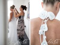 La preparazione a casa della sposa