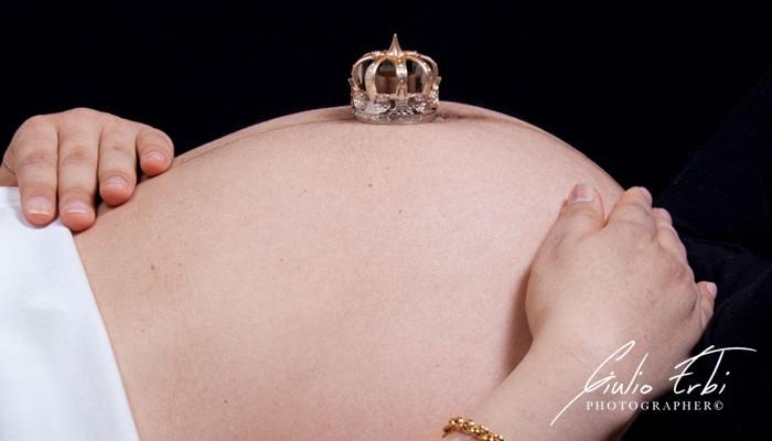 Fotografia maternità