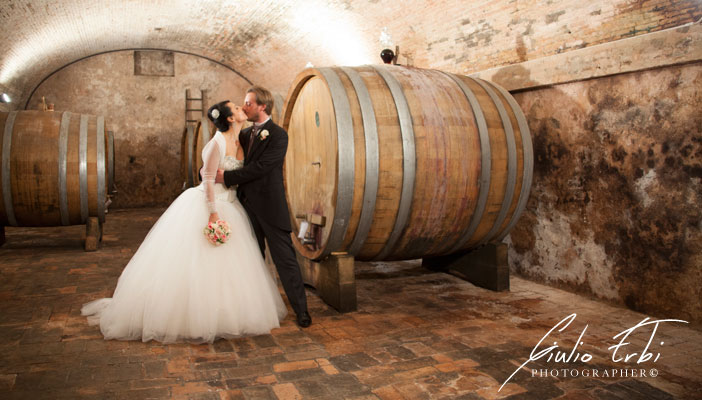 Padova winery wedding